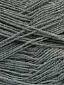 Fiber Content 55% Cotton, 45% Acrylic, Brand ICE, Grey, fnt2-38666