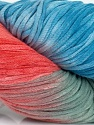 In this yarn a 100% Cotton lase yarn is used. Dyeing process is totally hand made with natural plants and NO chemicals were used. For this reason, please be advised that some white parts may remain. Fiber Content 100% Cotton, White, Red, Brand ICE, Grey, Blue, fnt2-39230