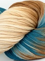 In this yarn a 100% Cotton lase yarn is used. Dyeing process is totally hand made with natural plants and NO chemicals were used. For this reason, please be advised that some white parts may remain. Fiber Content 100% Cotton, White, Navy, Brand ICE, Brown, fnt2-39232