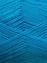 Very thin yarn. It is spinned as two threads. So you will knit as two threads. Yardage information is for only one strand. Fiber Content 100% Acrylic, Brand ICE, Blue, fnt2-39406