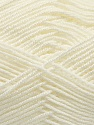 Fiber Content 100% Acrylic, Brand Ice Yarns, Ecru, Yarn Thickness 3 Light  DK, Light, Worsted, fnt2-39410
