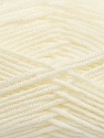 Fiber Content 100% Acrylic, Brand Ice Yarns, Ecru, Yarn Thickness 4 Medium  Worsted, Afghan, Aran, fnt2-39467