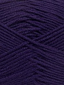 Fiber Content 100% Acrylic, Purple, Brand Ice Yarns, Yarn Thickness 4 Medium  Worsted, Afghan, Aran, fnt2-39478
