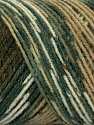 Fiber Content 50% Wool, 50% Acrylic, White, Brand ICE, Green Shades, Camel, Yarn Thickness 3 Light  DK, Light, Worsted, fnt2-39910