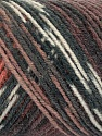 Fiber Content 50% Wool, 50% Acrylic, Maroon, Brand ICE, Grey, Copper, Black, Yarn Thickness 3 Light  DK, Light, Worsted, fnt2-39912