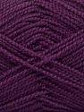 Fiber Content 100% Acrylic, Maroon, Brand Ice Yarns, Yarn Thickness 1 SuperFine  Sock, Fingering, Baby, fnt2-40076