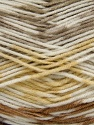Fiber Content 50% Acrylic, 50% Polyamide, Yellow, Brand Ice Yarns, Cream, Camel, Brown, Yarn Thickness 2 Fine  Sport, Baby, fnt2-40189