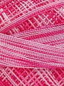 Fiber Content 100% Micro Fiber, Pink Shades, Light Pink, Brand Ice Yarns, Yarn Thickness 0 Lace  Fingering Crochet Thread, fnt2-40208