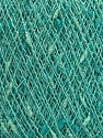 Fiber Content 72% Viscose, 28% Polyamide, Turquoise, Brand Ice Yarns, Yarn Thickness 1 SuperFine  Sock, Fingering, Baby, fnt2-40473