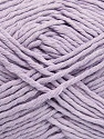 Please note that the yarn weight and the ball length may vary from one color to another for this yarn. İçerik 100% Pamuk, Lilac, Brand ICE, Yarn Thickness 3 Light  DK, Light, Worsted, fnt2-40919