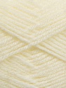 Fiber Content 100% Acrylic, Brand Ice Yarns, Ecru, Yarn Thickness 4 Medium  Worsted, Afghan, Aran, fnt2-40992