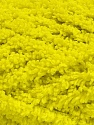 Fiber Content 100% Micro Polyester, Brand Ice Yarns, Bright Yellow, Yarn Thickness 6 SuperBulky  Bulky, Roving, fnt2-41112