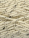 Fiber Content 61% Acrylic, 26% Wool, 13% Polyester, Brand Ice Yarns, Cream, Yarn Thickness 5 Bulky  Chunky, Craft, Rug, fnt2-41132