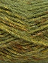 Fiber Content 43% Acrylic, 27% Polyamide, 15% Mohair, 15% Wool, Brand Ice Yarns, Green Shades, Yarn Thickness 5 Bulky  Chunky, Craft, Rug, fnt2-41164