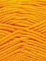 Fiber Content 80% Acrylic, 20% Wool, Brand Ice Yarns, Dark Yellow, Yarn Thickness 4 Medium  Worsted, Afghan, Aran, fnt2-41261
