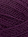 Fiber Content 100% Wool, Purple, Brand Ice Yarns, Yarn Thickness 5 Bulky  Chunky, Craft, Rug, fnt2-41272