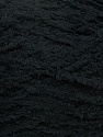 Fiber Content 100% Micro Fiber, Brand Ice Yarns, Black, Yarn Thickness 5 Bulky  Chunky, Craft, Rug, fnt2-41752