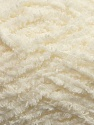 Fiber Content 100% Micro Fiber, Brand Ice Yarns, Cream, Yarn Thickness 5 Bulky  Chunky, Craft, Rug, fnt2-41760