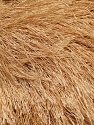 Fiber Content 100% Polyester, Latte, Brand Ice Yarns, Yarn Thickness 6 SuperBulky  Bulky, Roving, fnt2-42068