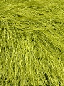Fiber Content 100% Polyester, Brand Ice Yarns, Apple Green, Yarn Thickness 6 SuperBulky  Bulky, Roving, fnt2-42070