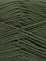 Fiber Content 50% Bamboo, 50% Cotton, Khaki, Brand Ice Yarns, Yarn Thickness 2 Fine  Sport, Baby, fnt2-42209