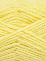 Fiber Content 50% Acrylic, 30% Wool, 20% Polyamide, Brand Ice Yarns, Baby Yellow, Yarn Thickness 2 Fine  Sport, Baby, fnt2-42419