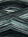 Fiber Content 100% AntiBacterial Micro Dralon, Brand Ice Yarns, Grey Shades, Black, Yarn Thickness 2 Fine  Sport, Baby, fnt2-42643