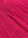 Fiber Content 100% Recycled Cotton, Brand Ice Yarns, Fuchsia, Yarn Thickness 6 SuperBulky  Bulky, Roving, fnt2-43084