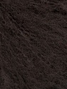 Knitted as 4 ply Fiber Content 40% Polyamide, 30% Acrylic, 30% Kid Mohair, Brand Ice Yarns, Dark Brown, Yarn Thickness 1 SuperFine  Sock, Fingering, Baby, fnt2-43290