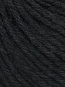 AUSTRALIA PURE MERINO is a worsted weight 100% superwash merino yarn. Projects knit and crocheted in  are machine washable! Lay flat to dry. Fiber Content 100% Superwash Merino Wool, Brand Ice Yarns, Anthracite Black, Yarn Thickness 4 Medium  Worsted, Afghan, Aran, fnt2-43342