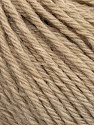 AUSTRALIA PURE MERINO is a worsted weight 100% superwash merino yarn. Projects knit and crocheted in  are machine washable! Lay flat to dry. Fiber Content 100% Superwash Merino Wool, Brand Ice Yarns, Beige, Yarn Thickness 4 Medium  Worsted, Afghan, Aran, fnt2-43344