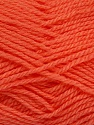 Fiber Content 70% Acrylic, 30% Wool, Salmon, Brand Ice Yarns, Yarn Thickness 2 Fine  Sport, Baby, fnt2-43385