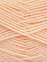 Fiber Content 70% Acrylic, 30% Wool, Light Salmon, Brand Ice Yarns, Yarn Thickness 2 Fine  Sport, Baby, fnt2-43387