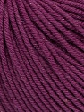 Pure Merino Xfine is a DK weight, 100% extra fine Italian-style superwash merino wool making it extremely soft, as well as durable.  Projects knit and crocheted are machine washable! Lay flat to dry. Do not bleach. Do not iron Fiber Content 95% Superwash Extrafine Merino Wool, 5% Lurex, Purple, Brand Ice Yarns, Yarn Thickness 3 Light  DK, Light, Worsted, fnt2-43472