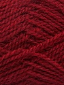 Fiber Content 60% Virgin Wool, 40% Acrylic, Brand Ice Yarns, Burgundy, Yarn Thickness 2 Fine  Sport, Baby, fnt2-43536