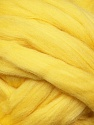 Fiber Content 100% Wool, Yellow, Brand Ice Yarns, Yarn Thickness 6 SuperBulky  Bulky, Roving, fnt2-43561