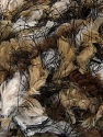 Fiber Content 100% Micro Fiber, White, Brand Ice Yarns, Brown Shades, Yarn Thickness 6 SuperBulky  Bulky, Roving, fnt2-43582