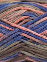 Fiber Content 100% Cotton, Salmon, Brand Ice Yarns, Camel, Blue, Beige, fnt2-43630