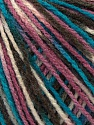 Fiber Content 100% Acrylic, White, Orchid, Brand Ice Yarns, Brown, Blue, Yarn Thickness 2 Fine  Sport, Baby, fnt2-43708