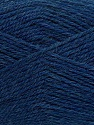 Machine washable. Lay flat to dry Fiber Content 60% Superwash Virgin Wool, 40% Acrylic, Jeans Blue, Brand Ice Yarns, fnt2-43803