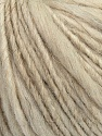 Fiber Content 35% Acrylic, 30% Wool, 20% Alpaca Superfine, 15% Viscose, Brand Ice Yarns, Beige Melange, Yarn Thickness 5 Bulky  Chunky, Craft, Rug, fnt2-44003