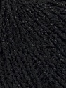 Fiber Content 81% Polyamide, 18% Cotton, 1% Elastan, Brand Ice Yarns, Black, Yarn Thickness 2 Fine  Sport, Baby, fnt2-44198