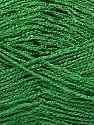 Fiber Content 57% Polyester, 27% Viscose, 16% Dralon, Brand Ice Yarns, Green, Yarn Thickness 1 SuperFine  Sock, Fingering, Baby, fnt2-44500