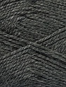 Fiber Content 100% Acrylic, Brand Ice Yarns, Dark Grey, Yarn Thickness 2 Fine  Sport, Baby, fnt2-44699