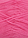 Fiber Content 100% Acrylic, Pink, Brand Ice Yarns, Yarn Thickness 2 Fine  Sport, Baby, fnt2-44793