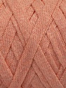 Fiber Content 100% Recycled Cotton, Light Salmon, Brand Ice Yarns, Yarn Thickness 6 SuperBulky  Bulky, Roving, fnt2-44895