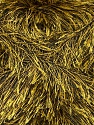 Fiber Content 100% Polyester, Yellow, Brand Ice Yarns, Black, Yarn Thickness 5 Bulky  Chunky, Craft, Rug, fnt2-44923