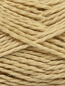Fiber Content 70% Acrylic, 30% Alpaca, Brand Ice Yarns, Cafe Latte, Yarn Thickness 5 Bulky  Chunky, Craft, Rug, fnt2-45232