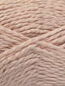 Fiber Content 70% Acrylic, 30% Alpaca, Light Pink, Brand Ice Yarns, Yarn Thickness 5 Bulky  Chunky, Craft, Rug, fnt2-45234