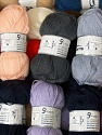 Virgin Wool Fine  İçerik 60% Superwash Virgin Wool, 40% Akrilik, Brand Ice Yarns, fnt2-45356